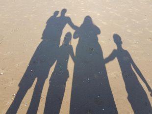 strand-gezin