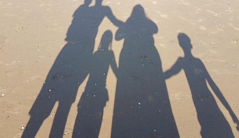 Een middagje naar het strand met de kinderen