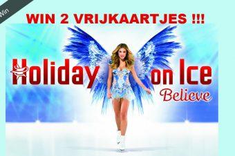 Holiday on Ice BELIEVE + Winactie!