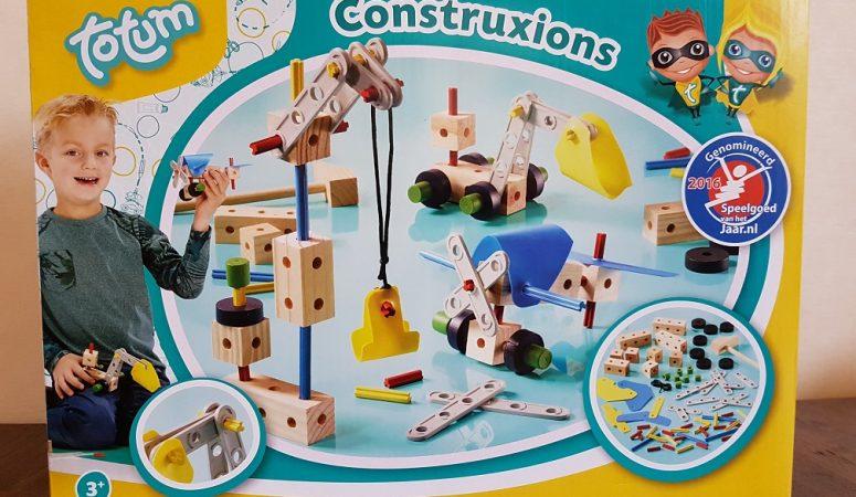 Construxions, om eindeloos mee te bouwen!