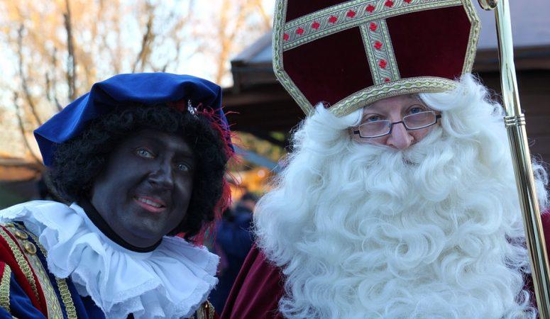 Sinterklaas! Heel de dag feest en Pakjesavond!