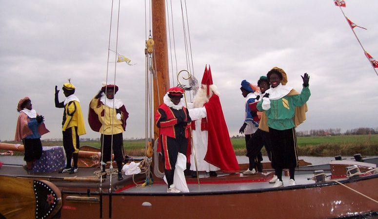 Sinterklaas en Zwarte Piet, allebei bestaan ze niet!