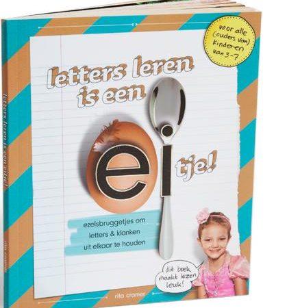 Letters leren is een eitje! + winactie