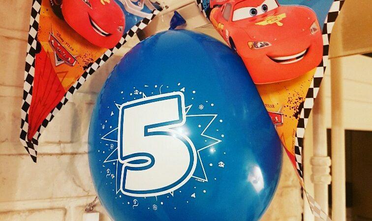 Zo vieren de kinderen hun verjaardag