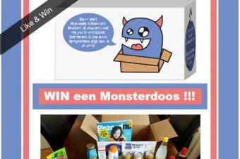 Unboxing De Monsterdoos + winactie