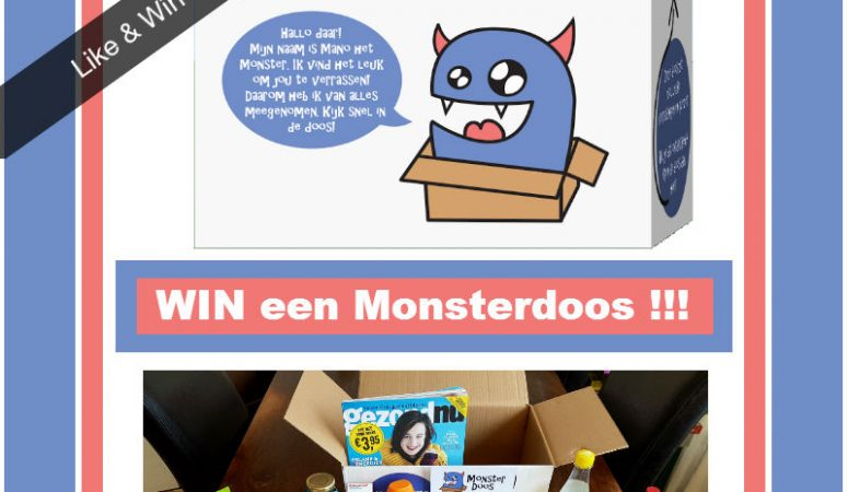 Unboxing De Monsterdoos + winactie