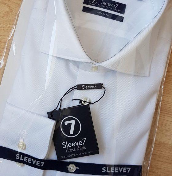 Sleeve7 , prachtige overhemden voor lange mannen