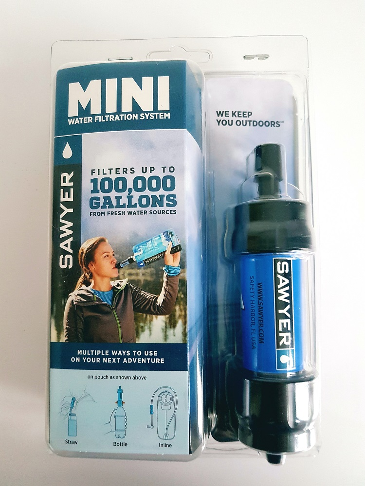 Sawyer waterfilter