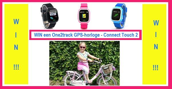 Veilig buiten spelen met een GPS-horloge + winactie !