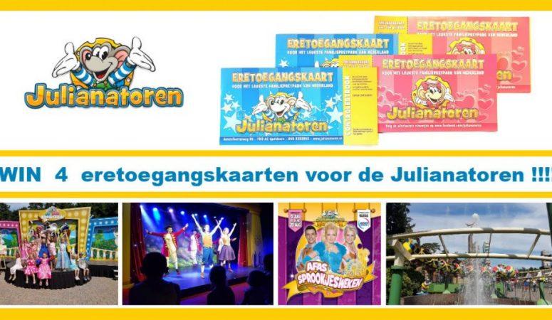 AFAS sprookjesweken in de Julianatoren + winactie !!!