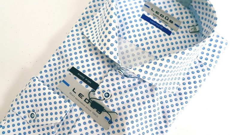 Zo kies je het juiste boord en boordmaat voor je overhemd