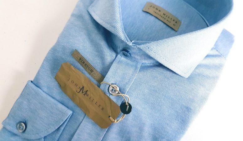 Welke stof kies je voor je overhemd?