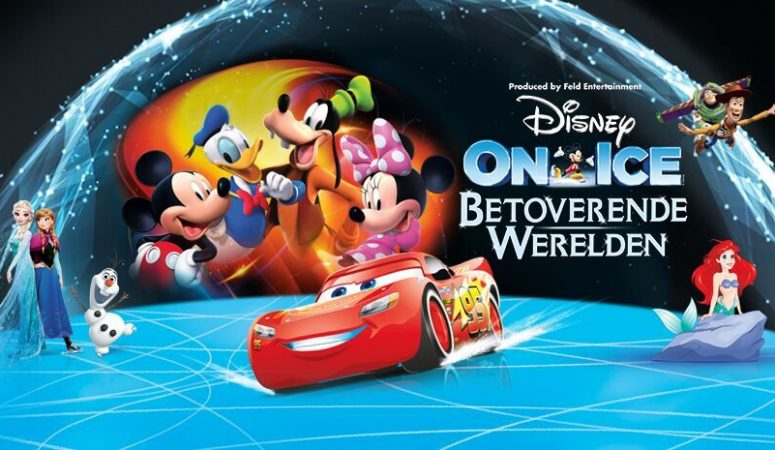 Disney on Ice 2017 Betoverende Werelden + winactie !