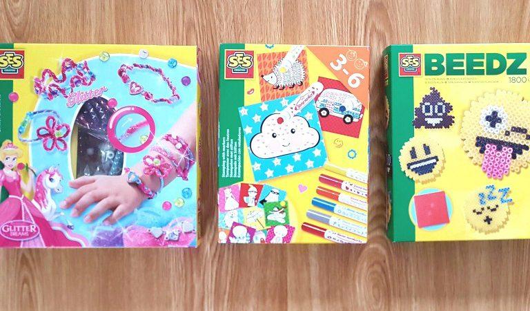 Ses Creative, leerzaam knutselen voor kinderen