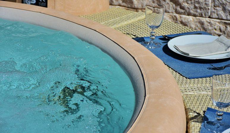 Therapeutische warme baden