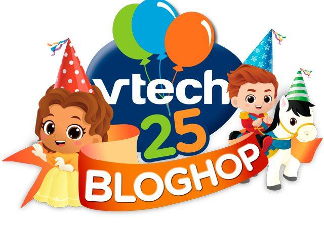 VTech 25 jaar Bloghop – VTech Super Trike 4 in 1 + winactie!