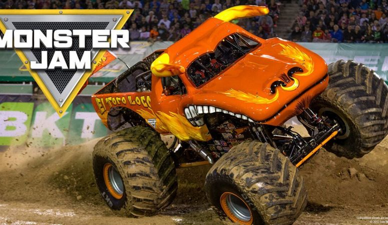 Monster Jam 2018 + Winactie !!!