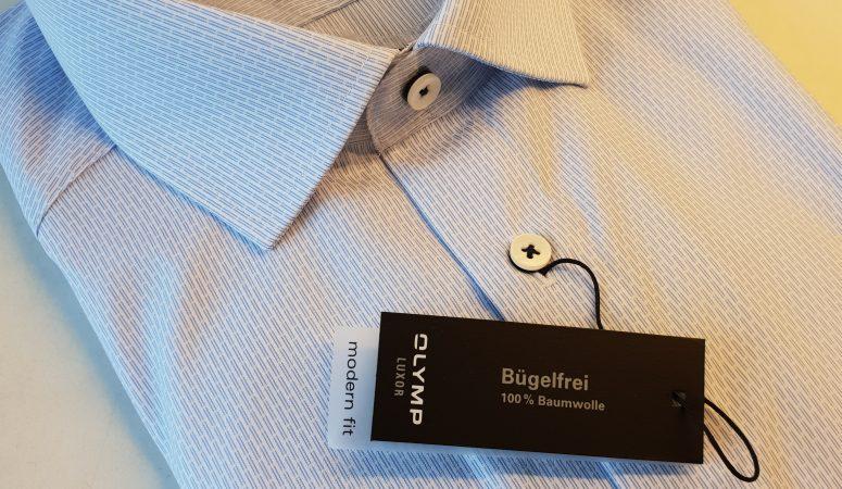 Zo kies je het overhemd met de juiste pasvorm voor je man
