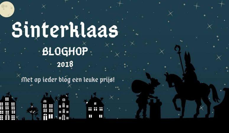 Sinterklaas Bloghop 2018 + Winactie!