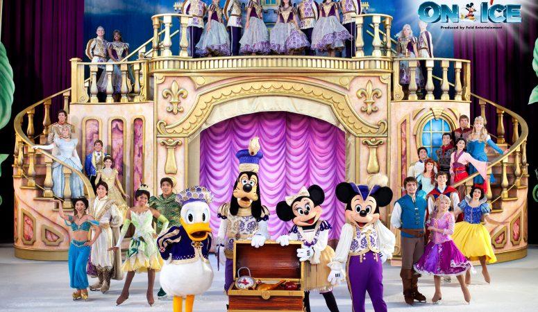 Review Onvergetelijke Avonturen met Disney On Ice